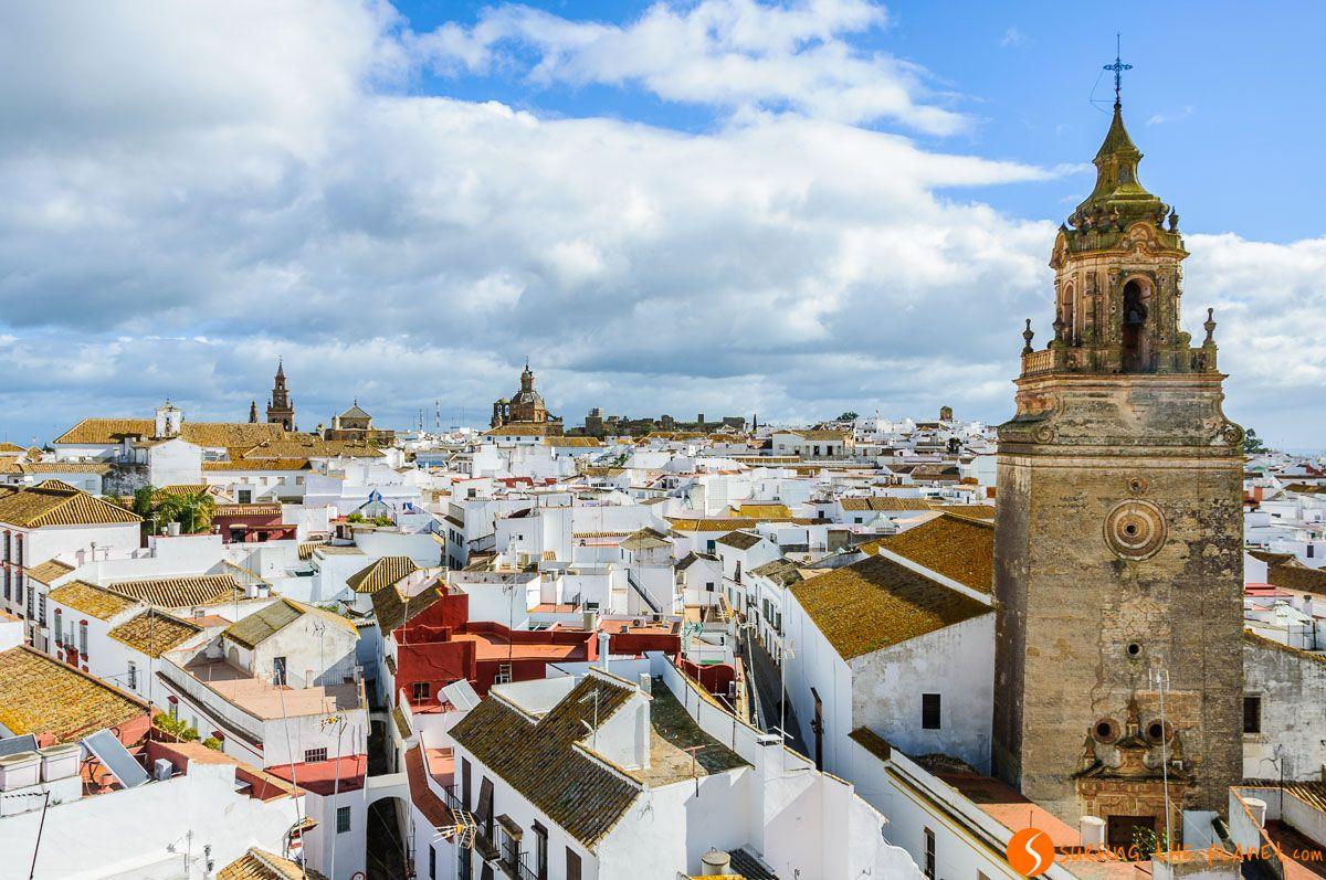 Perfil de Carmona, Sevilla, Andalucía | Guía de viaje por Andalucía