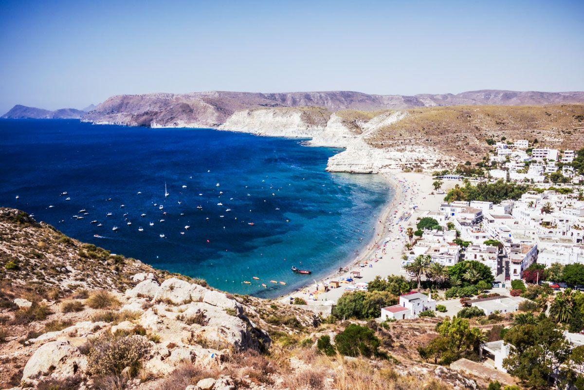 Agua Amarga, Almería, Andalucía | Qué ver y hacer en la Provincia de Almería