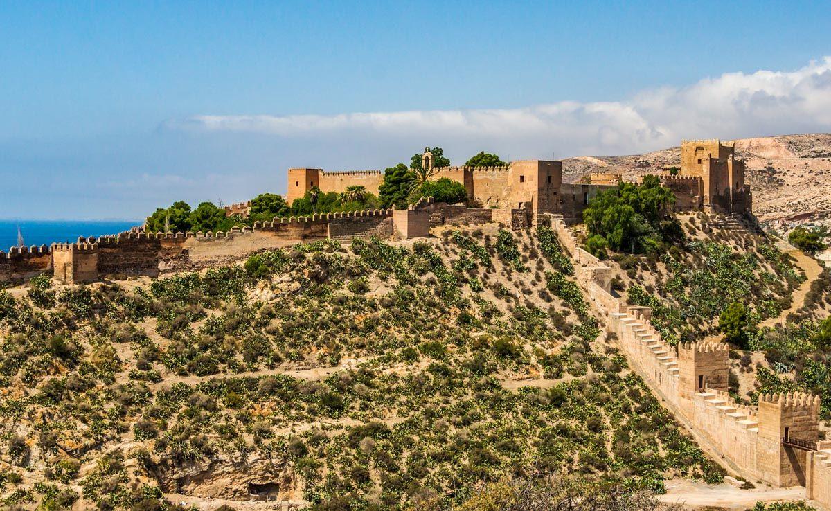 Alcazaba, Almería, Andalucía | 50 cosas que ver y hacer en Almería Provincia