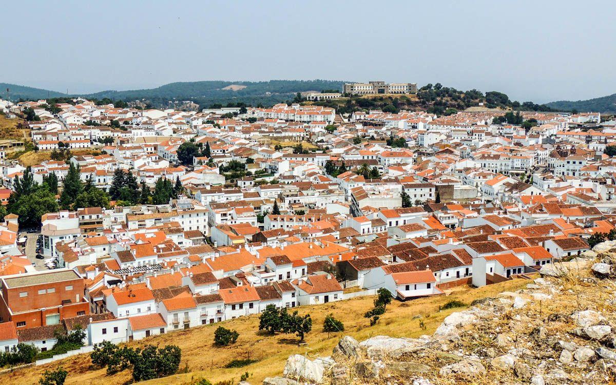 Aracena, Huelva, Andalucía