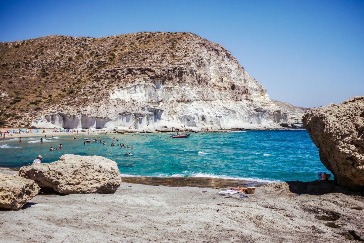 Cala de Enmedio, Almería, Andalucía | Qué hacer en Almería