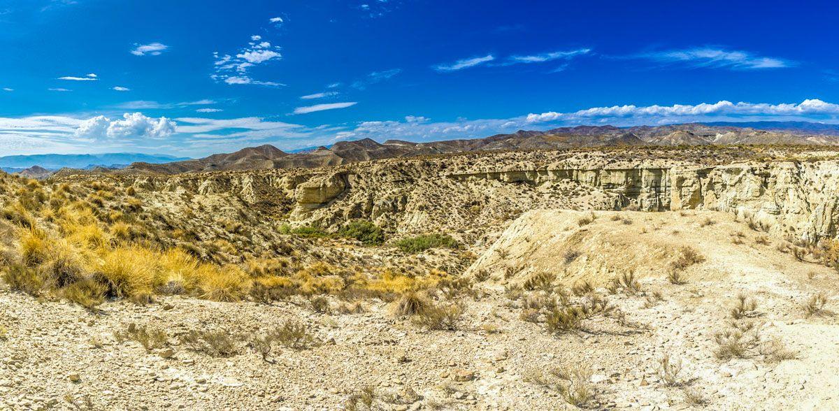 Desierto de Tabernas, Almería, Andalucía |Qué ver en Almería Provincia