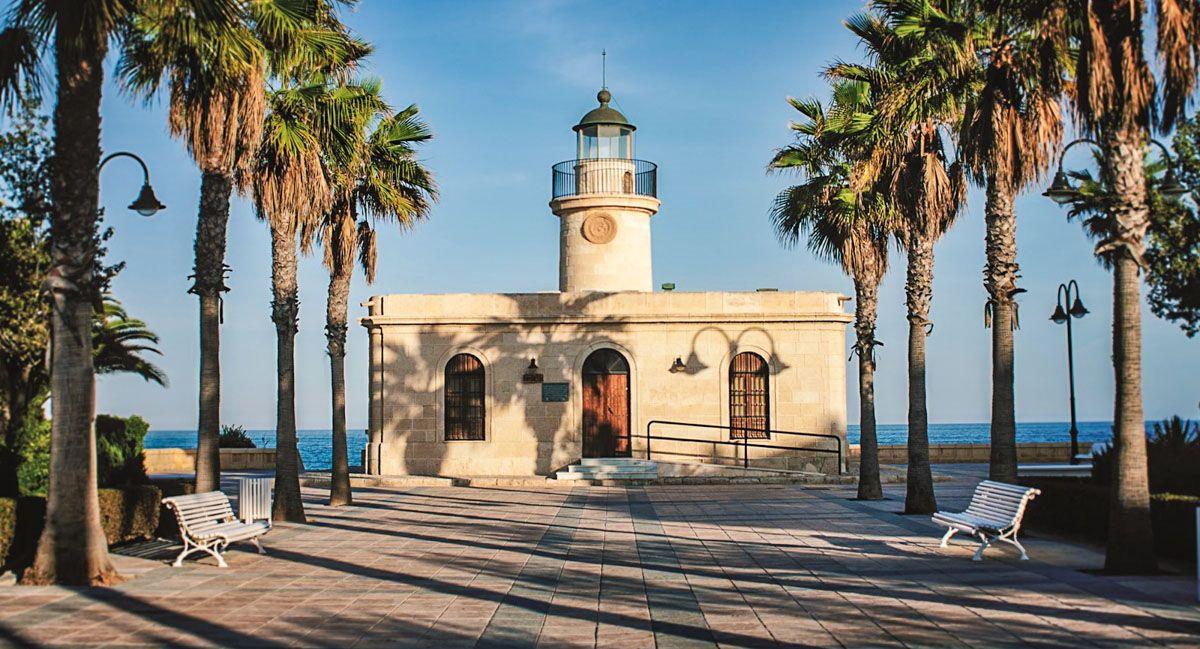 Faro, Roquetas de Mar, Almería, Andalucía |Qué ver en Almería