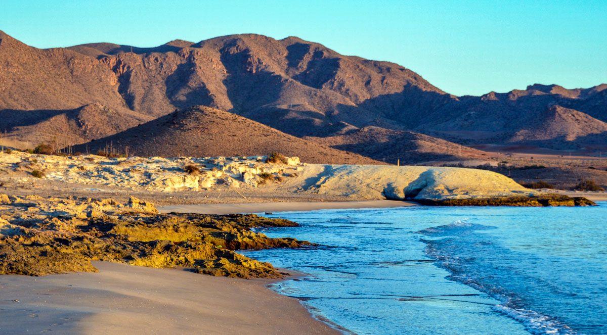 Playa de los Genoveses, Almería, Andalucía | Qué ver y hacer en Almería Provincia