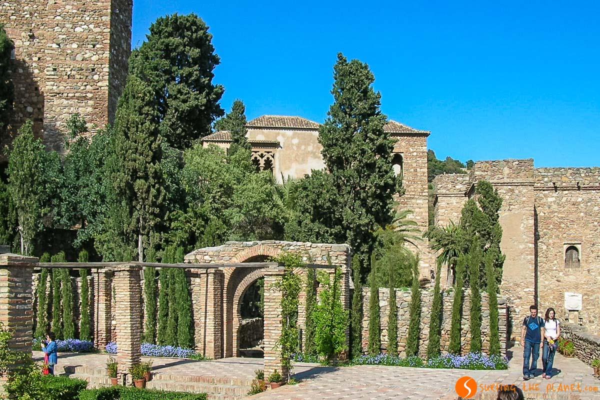 Alcazaba, Málaga, Andalucía