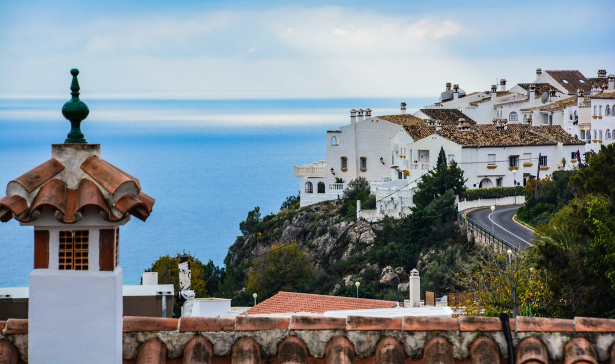 Benalmádena, Málaga, Andalucía  50 pueblos de la provincia de Málaga con encanto