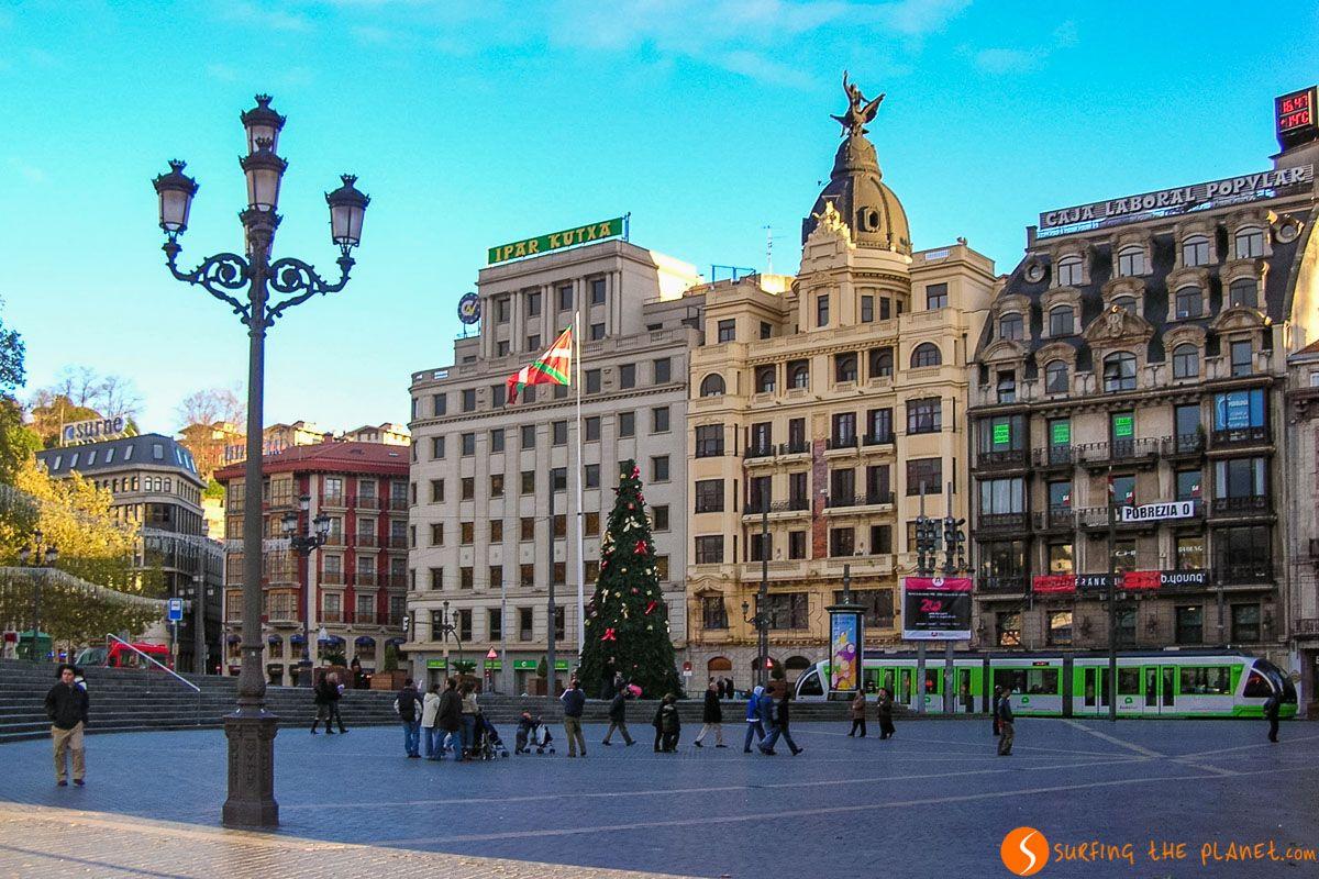 Centro, Bilbao, País Vasco  Los mejores free tours de Bilbao