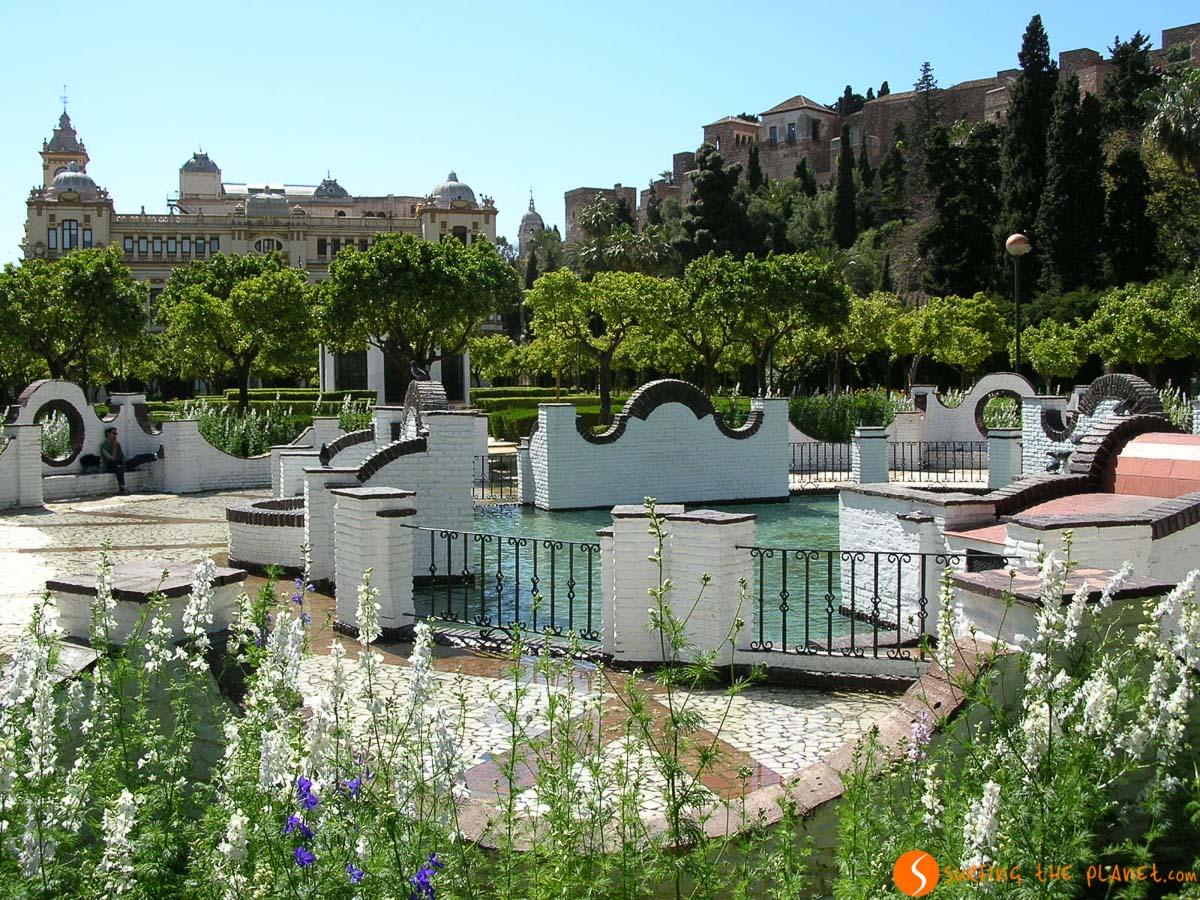 Jardín, Málaga, Andalucía