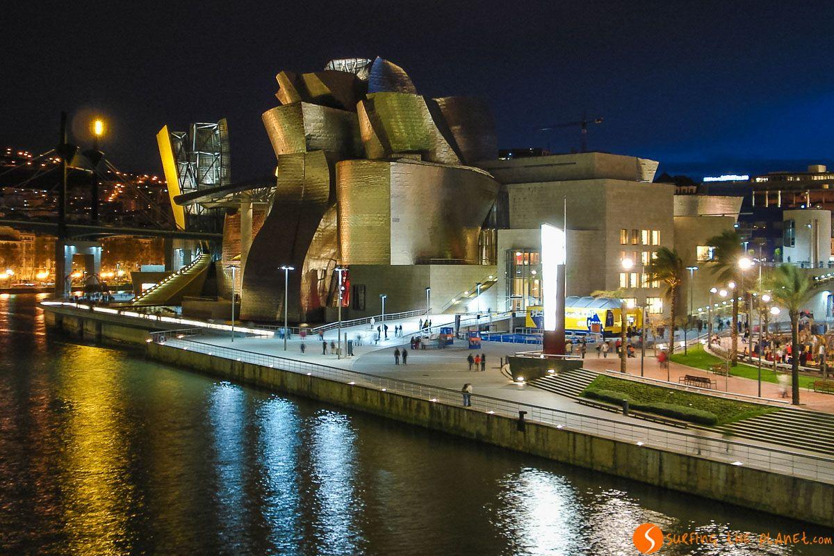 Museo de Guggenheim, Bilbao, País Vasco | Qué ver y hacer en el País Vasco