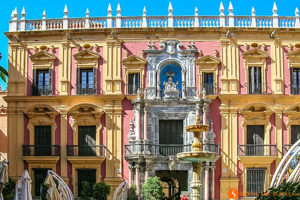 Palacio Episcopial, Málaga, Andalucía
