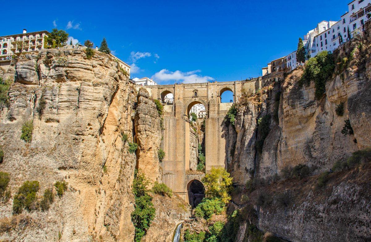 Ronda, Málaga, Andalucía |100 cosas que ver y hacer en Andalucía