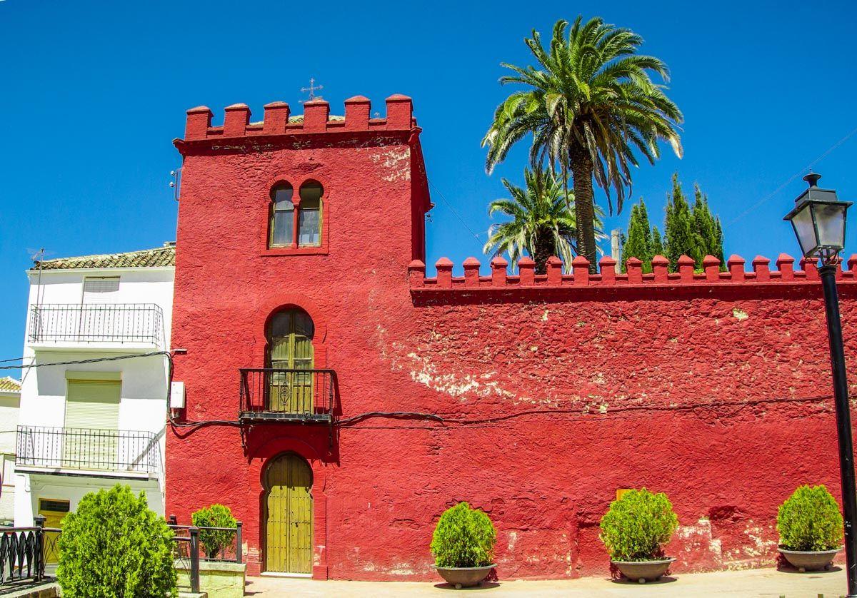 Castillo de Alhama Granada, Andalucía | Pueblos bonitos de Granada