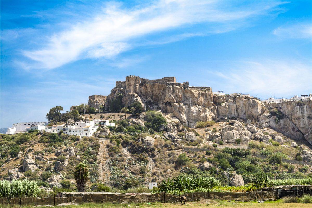 Castillo de Salobreña, Granada, Andalucía