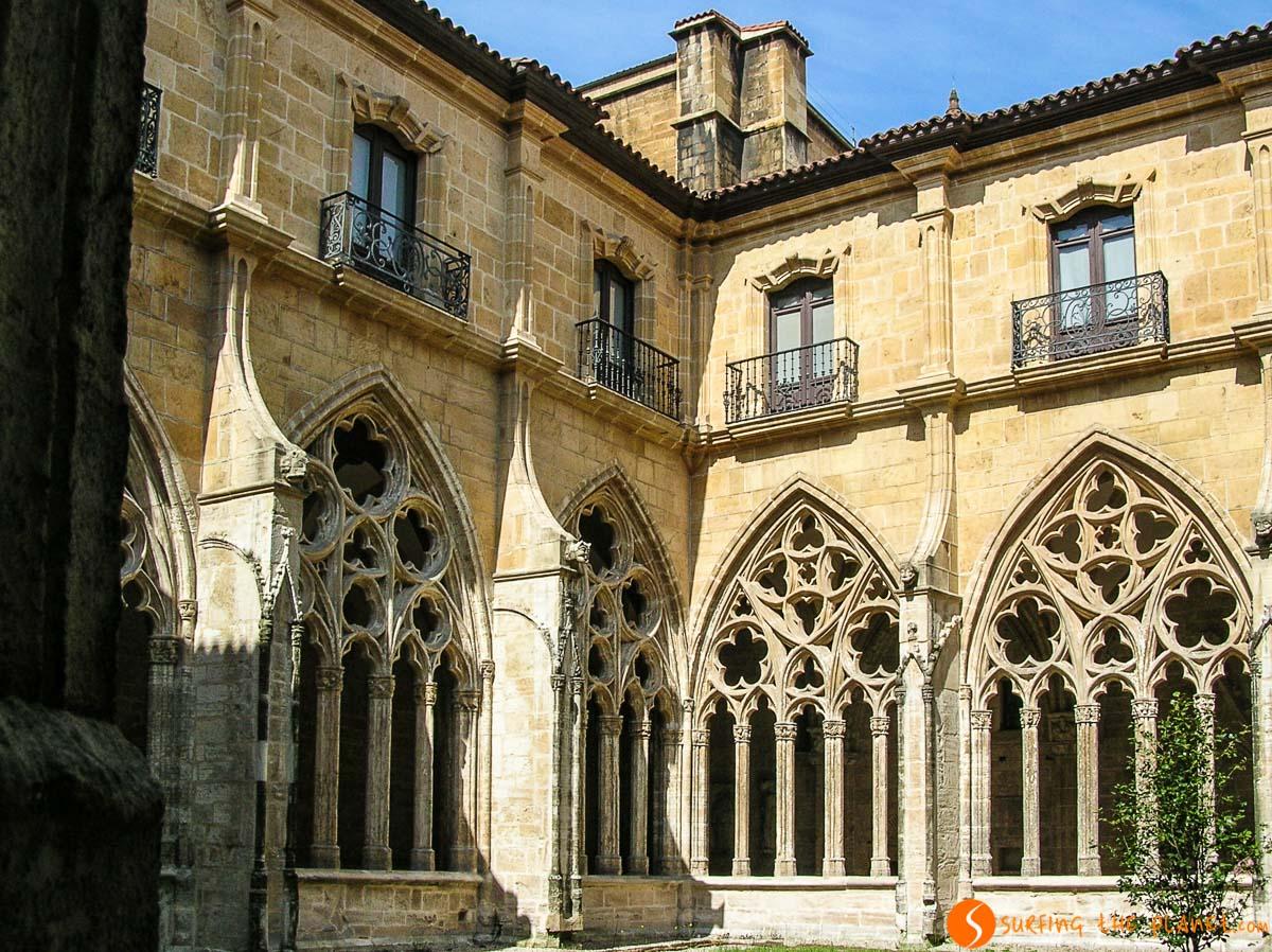 Claustro, Catedral de Oviedo, Asturias