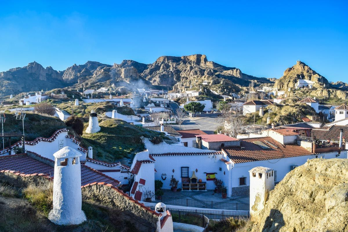 Guadix, Granada, Andalucía |Qué ver en Andalucía