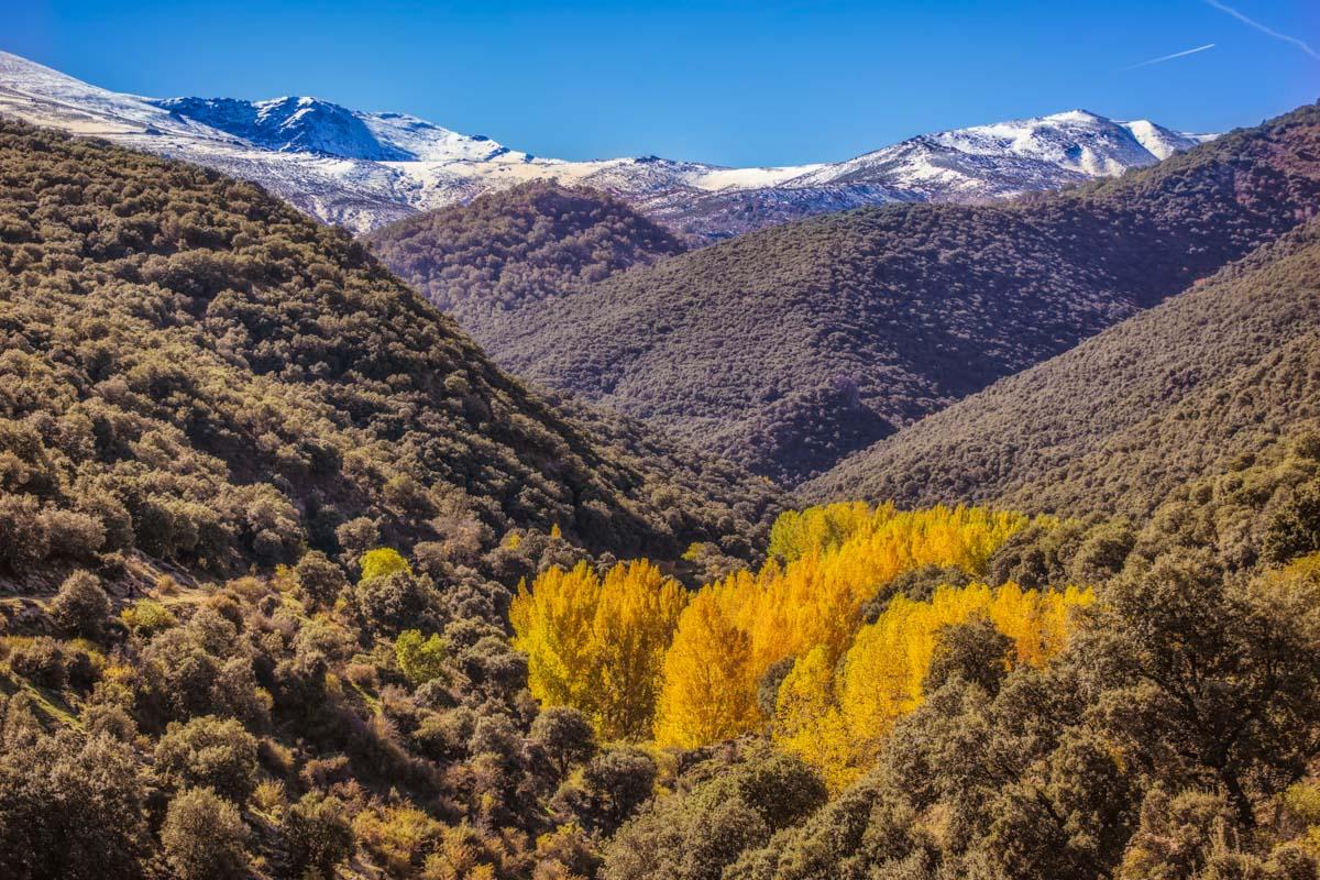 Sierra Nevada, Granada, Andalucía