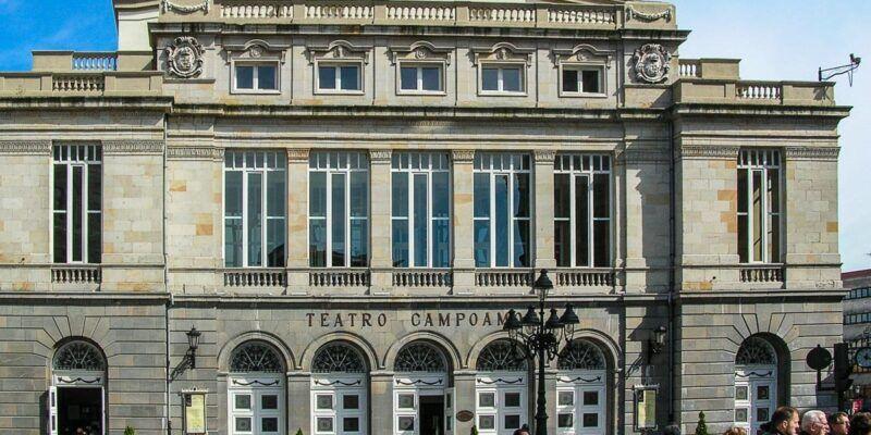 Teatro de Campoamor, Oviedo, Asturias