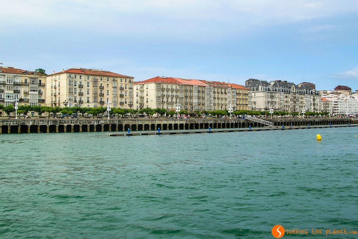 Casas en la Bahía de Santander, Cantabria | Qué ver y hacer en Cantabria