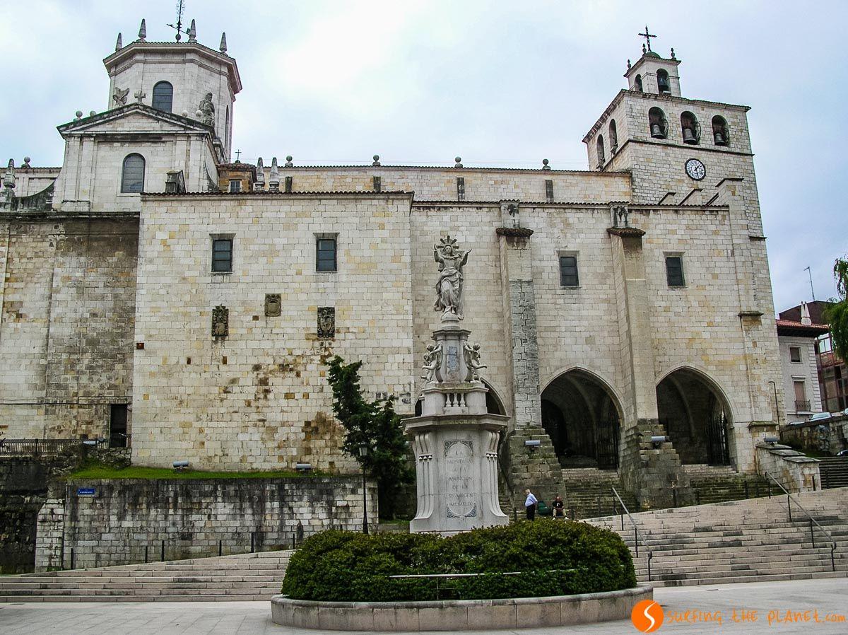 Catedral, Santander, Cantabria   Tours gratuitos de Santander