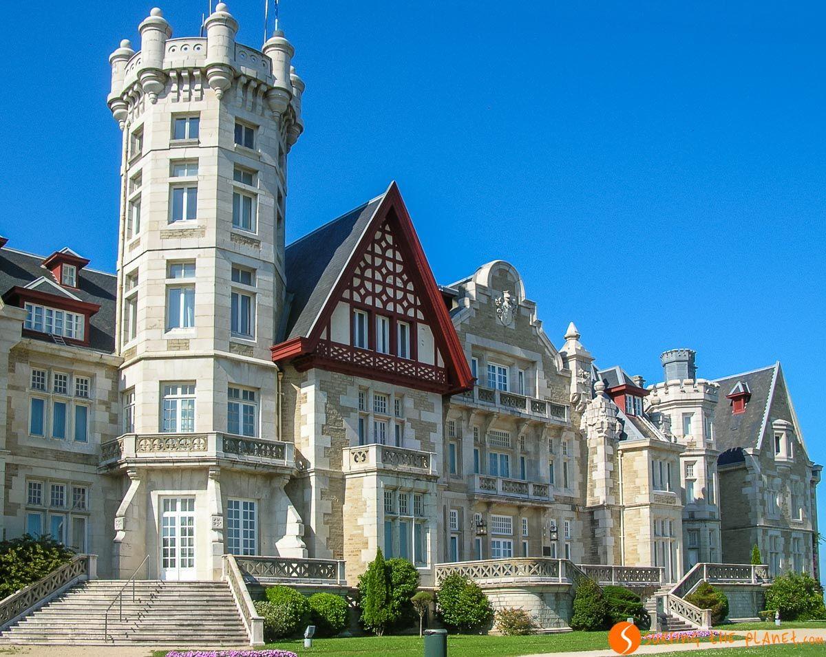 Palacio Real, Península de la Magdalena, Santander, Cantabria | Que ver en Cantabria