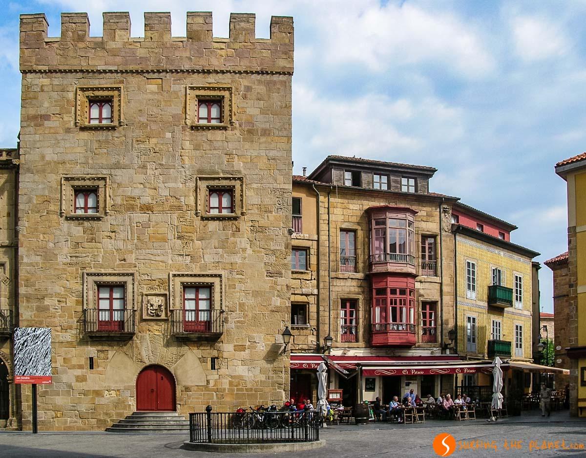 Palacio de Revillagigedo, Gijón, Asturias  Free tours de Gijón imprescindibles