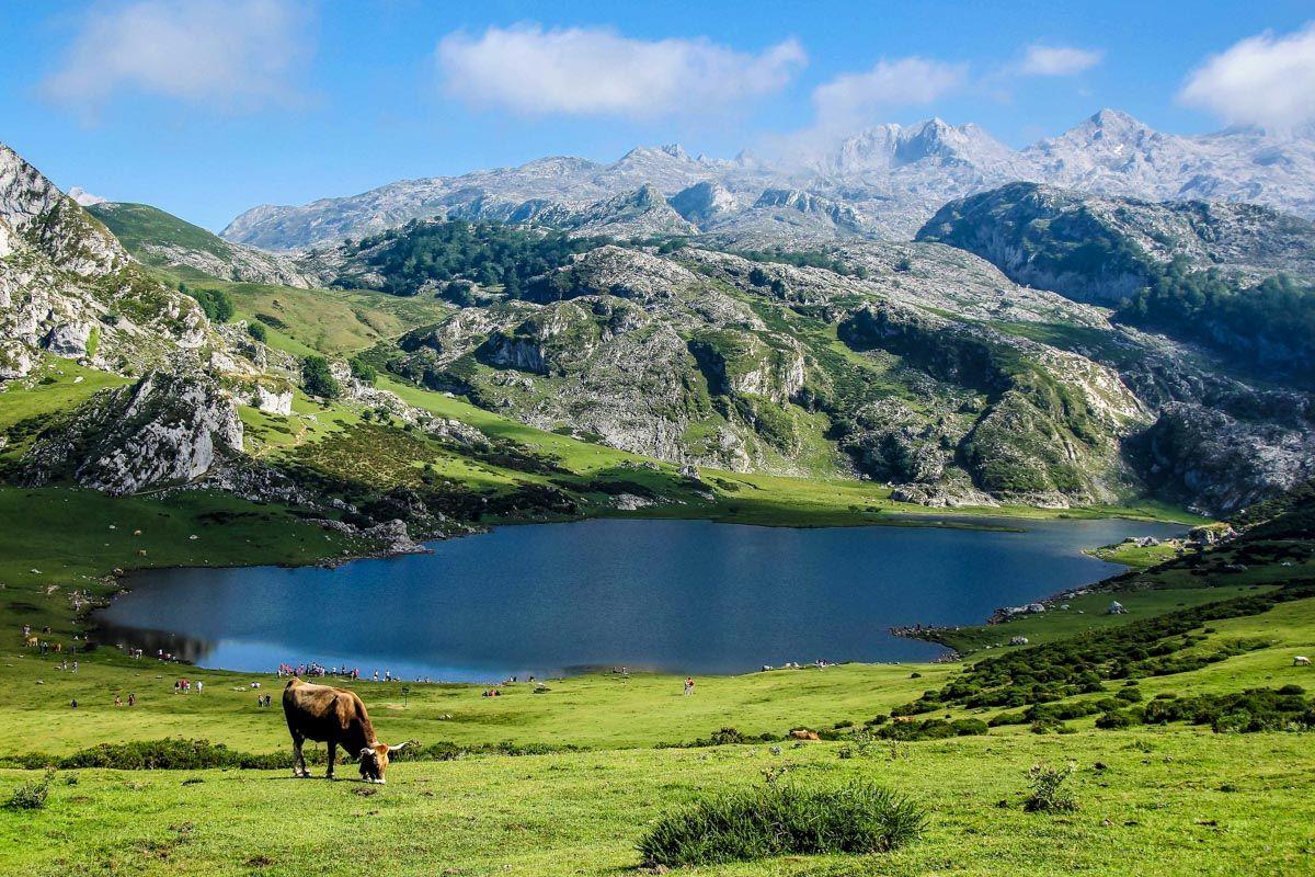 Lagos de Covadonga, Picos de Europa, Asturias |Qué visitar en Asturias