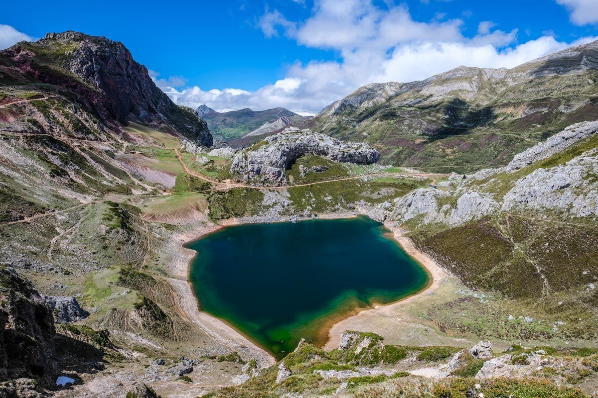 Lagos de Saliencia, Parque Natural de Somiedo, Asturias | Qué hacer en Asturias
