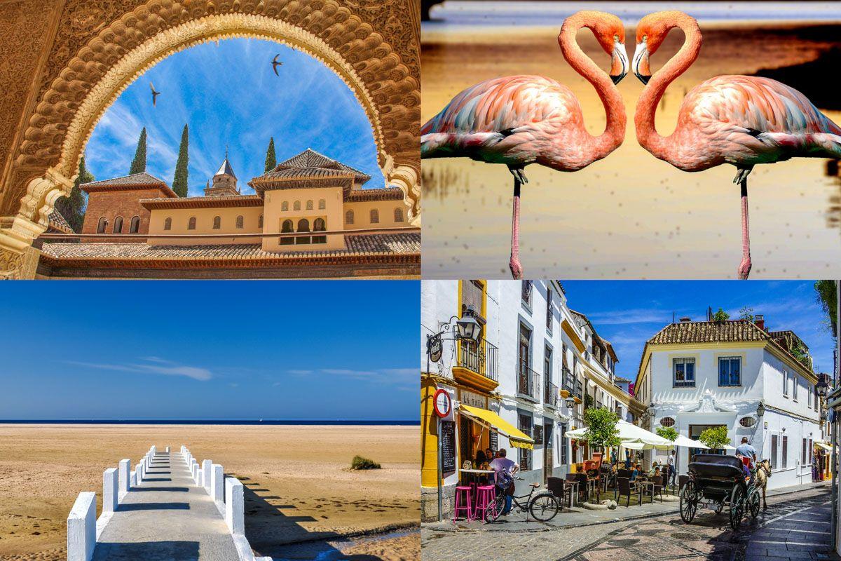 Qué ver y hacer en Andalucía - Guía de viaje por Andalucía