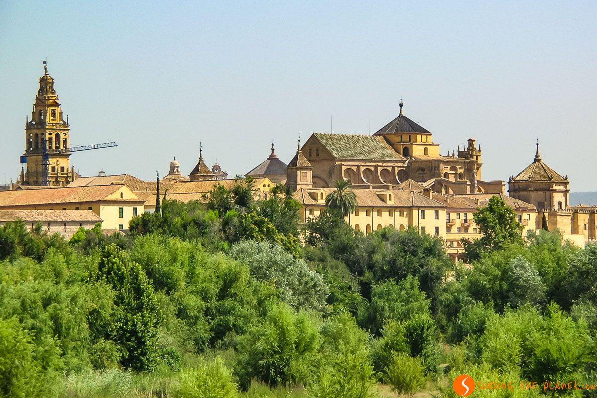 Vistas del Casco Antiguo de Córdoba, Andalucía |Qué hacer en Andalucía