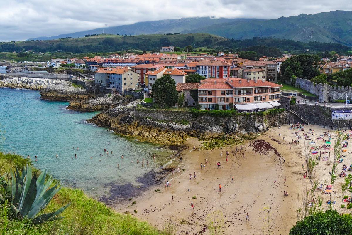 Vistas de Llanes, Asturias | Viaje a Asturias