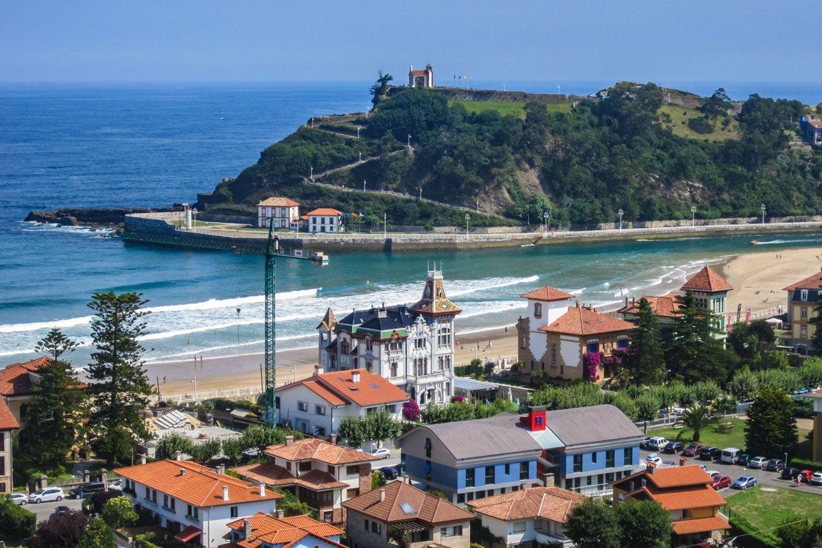 Vistas de Ribadesella, Asturias | Guía de viaje a Asturias