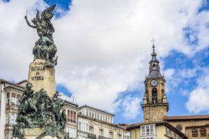 Centro histórico de Vitoria-Gasteiz, Álava, País Vasco