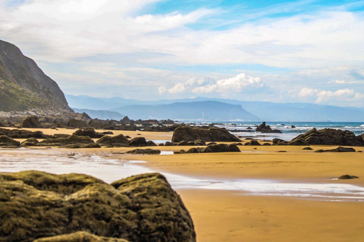 Acantilados de Barrika, Bizkaia, País Vasco |Qué visitar en Vizcaya