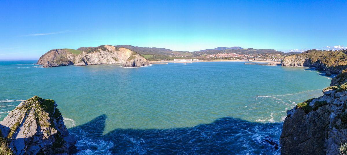 Bahía de Astondo, Vizcaya, País Vasco