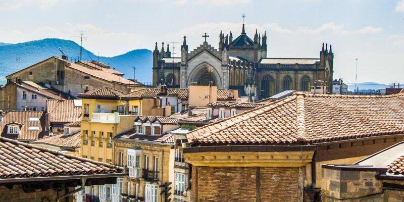 Casco Antiguo, Vitoria-Gasteiz, Álava, País Vasco