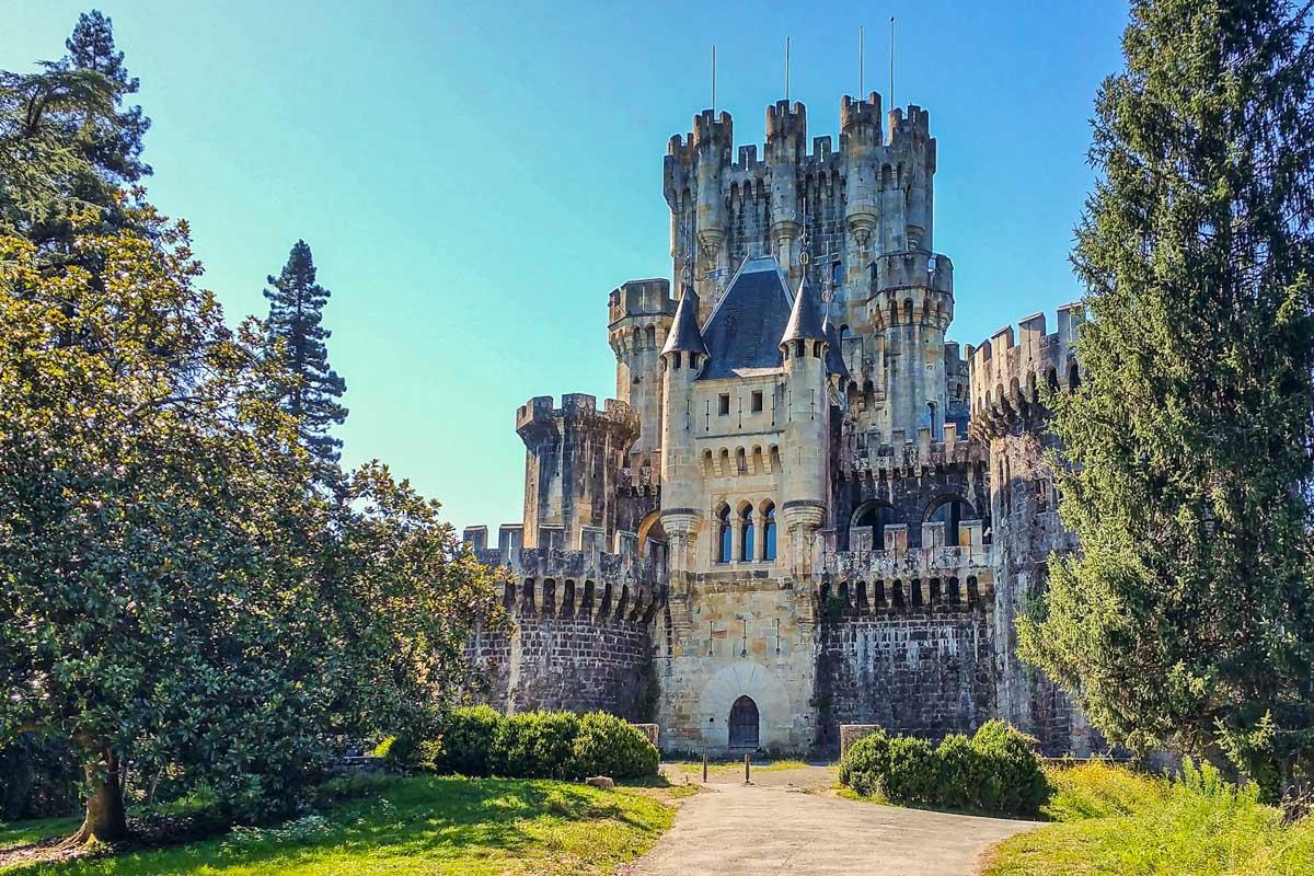Castillo de Butrón, Vizcaya, País Vasco |Viaje por el País Vasco