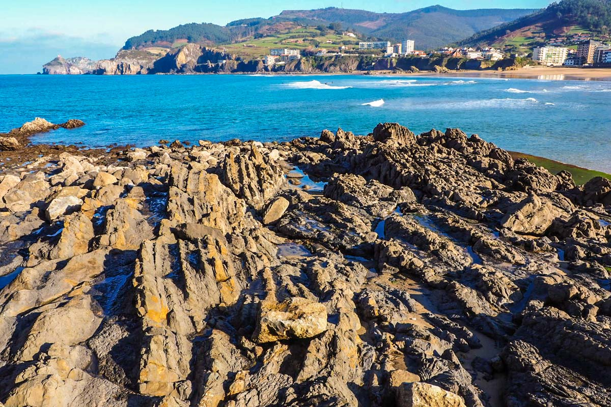Costa cerca de Bakio, Bizkaia, País Vasco | Qué ver en Vizcaya