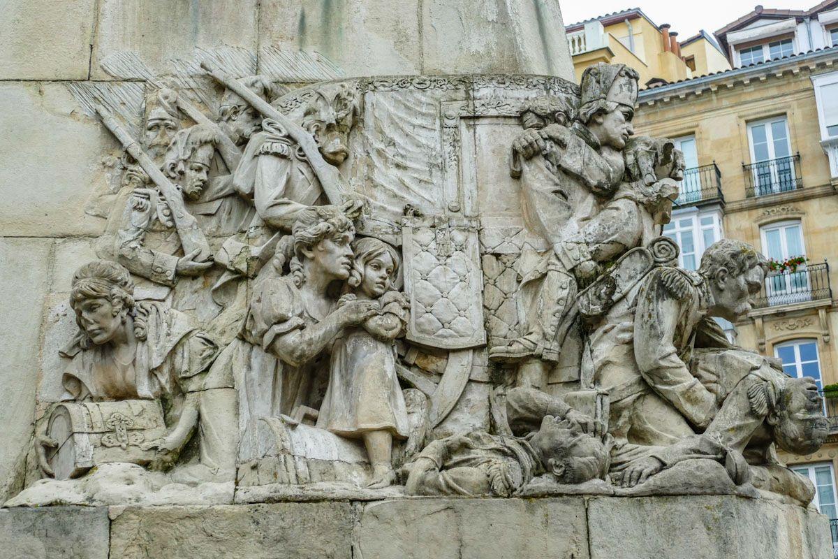 Monumento de la batalla, Vitoria-Gasteiz, Álava, País Vasco |Los mejores free tours de Vitoria-Gasteiz