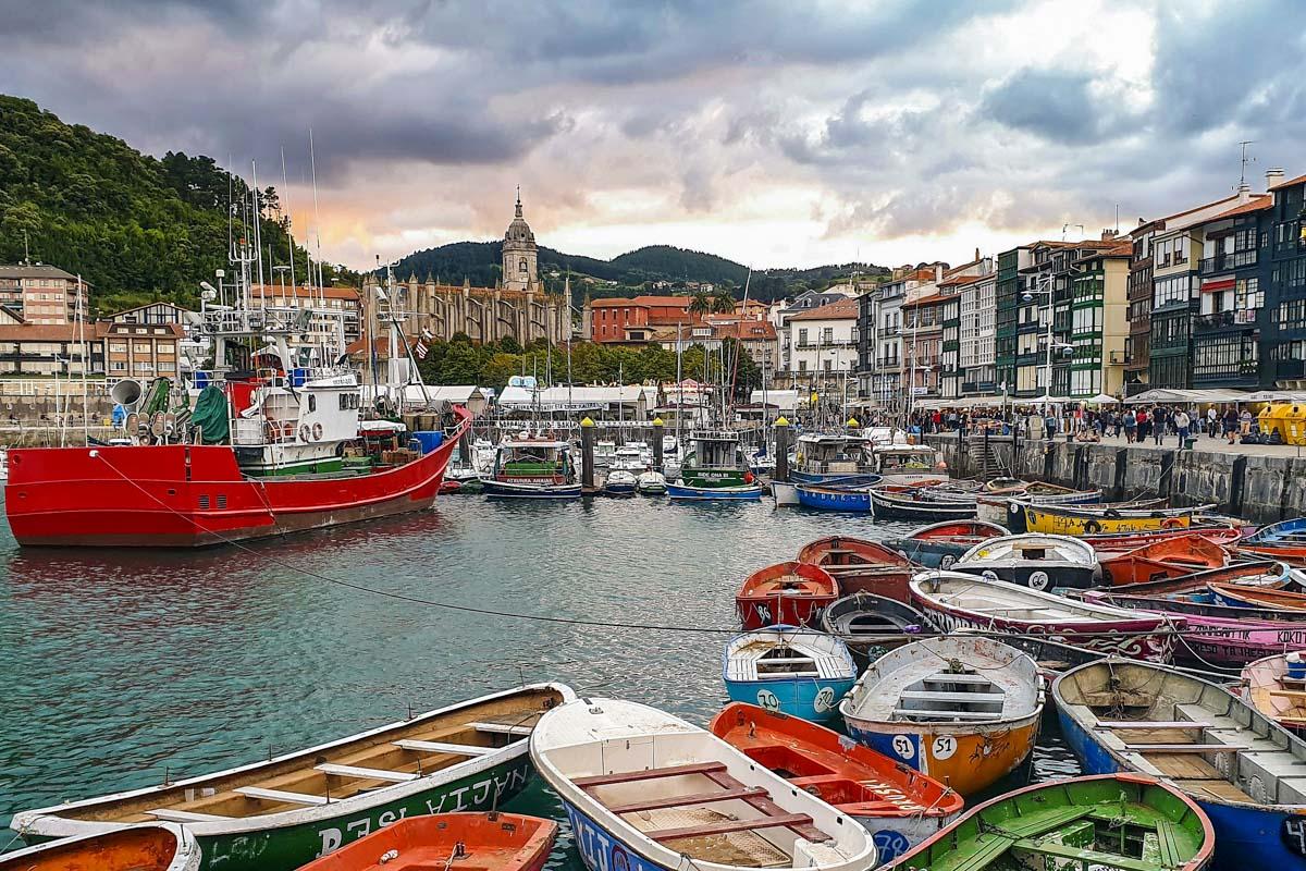 Puerto de Lekeitio, Bizkaia, País Vasco |Qué visitar en el País Vasco