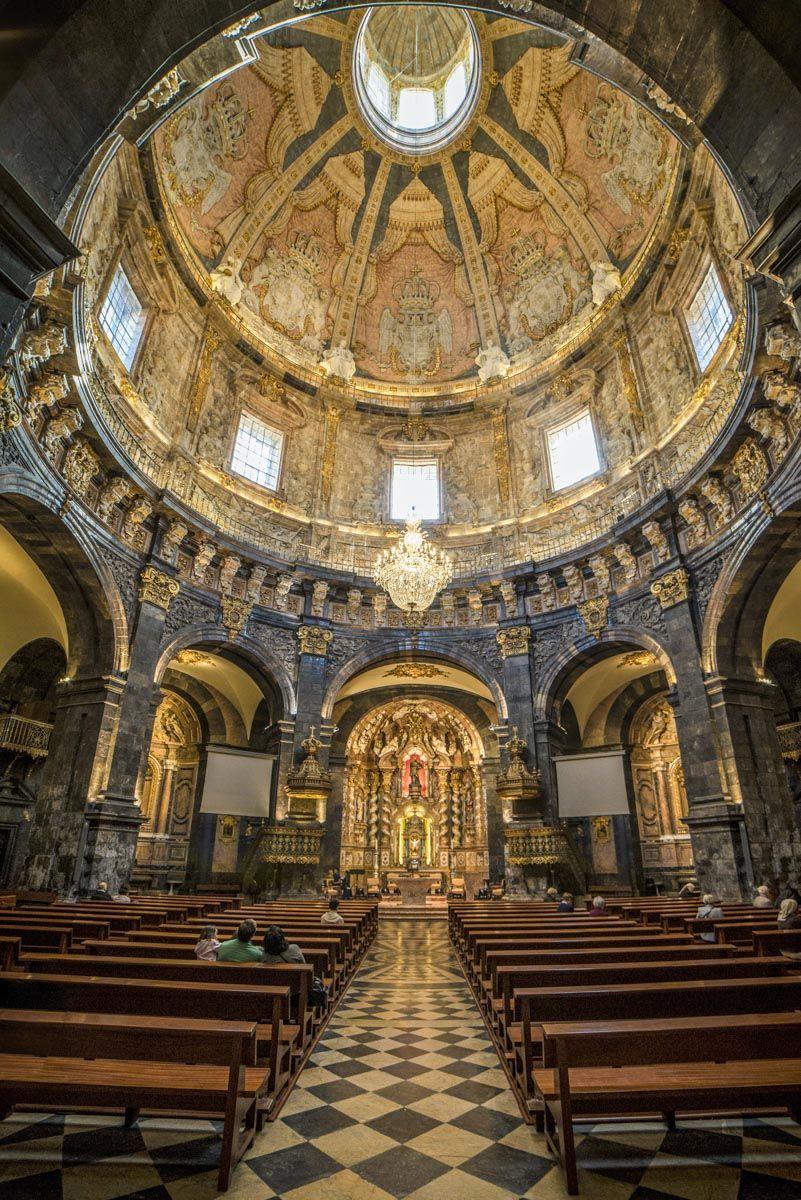 Santuario de Loyola, Azpeitia, País Vasco