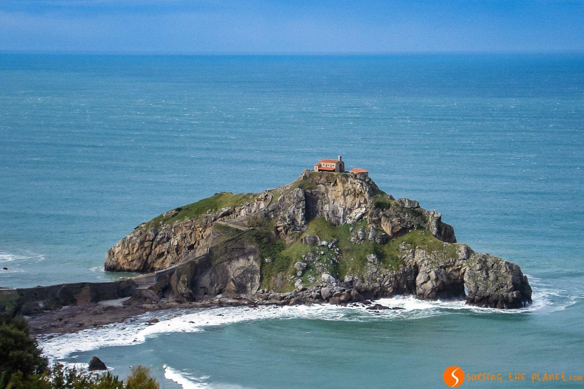 San Juan de Gaztelugatxe, Vizcaya, País Vasco | Qué hacer y visitar en Bizkaia