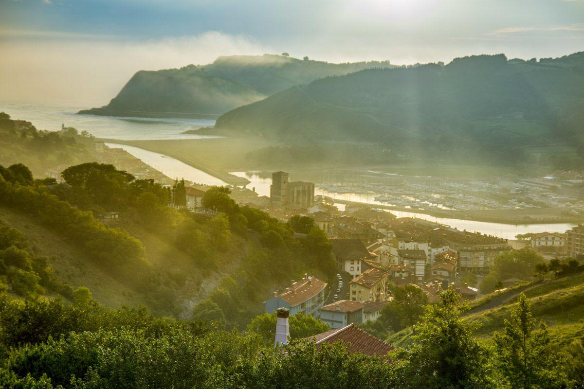 Zumaia, Guipúzcoa, País Vasco