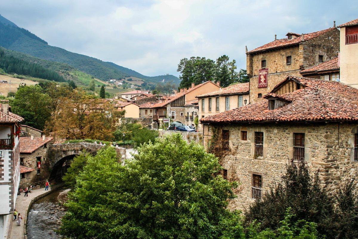 Casas de montaña, Potes, Picos de Europa, Cantabria | Qué ver en Cantabria