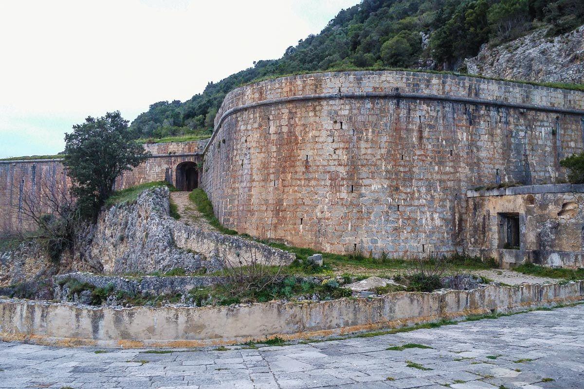 Fuerte San Carlos, Santoña, Cantabria