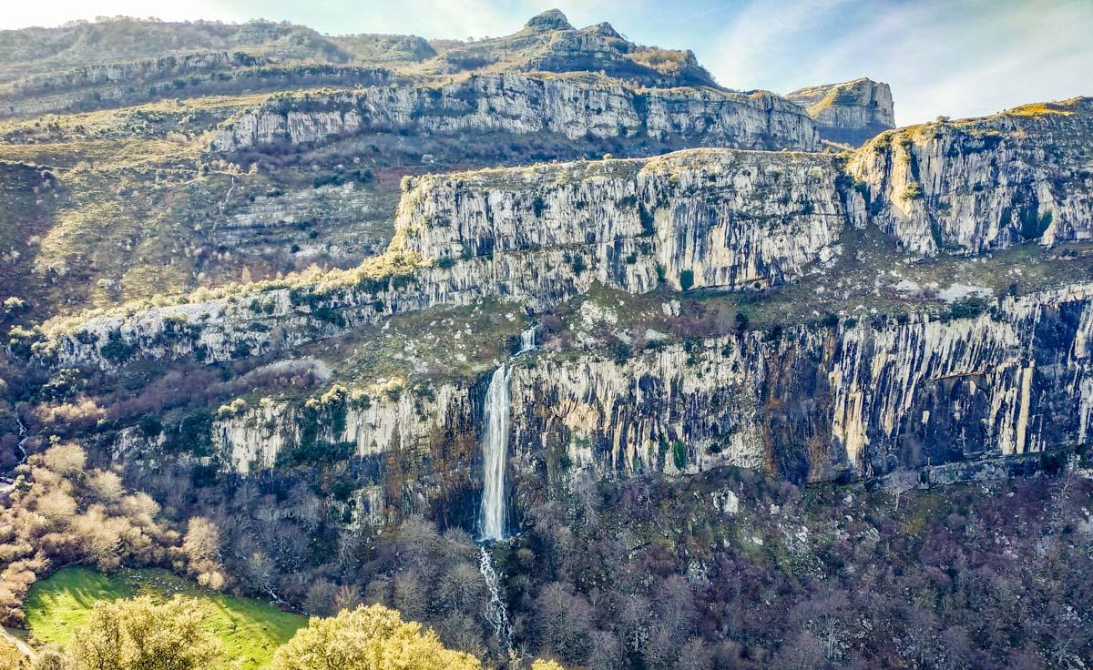 Nacimiento del Río Asón, Cantabria