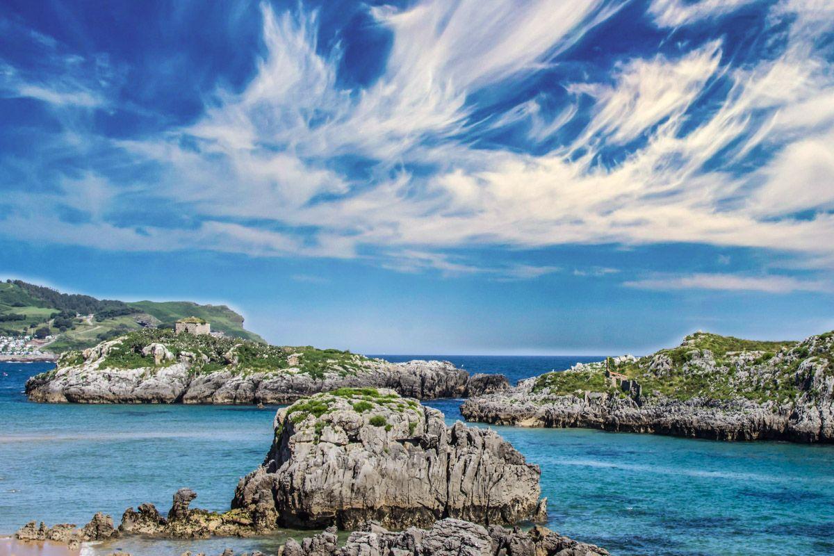 Playa, Noja, Cantabria