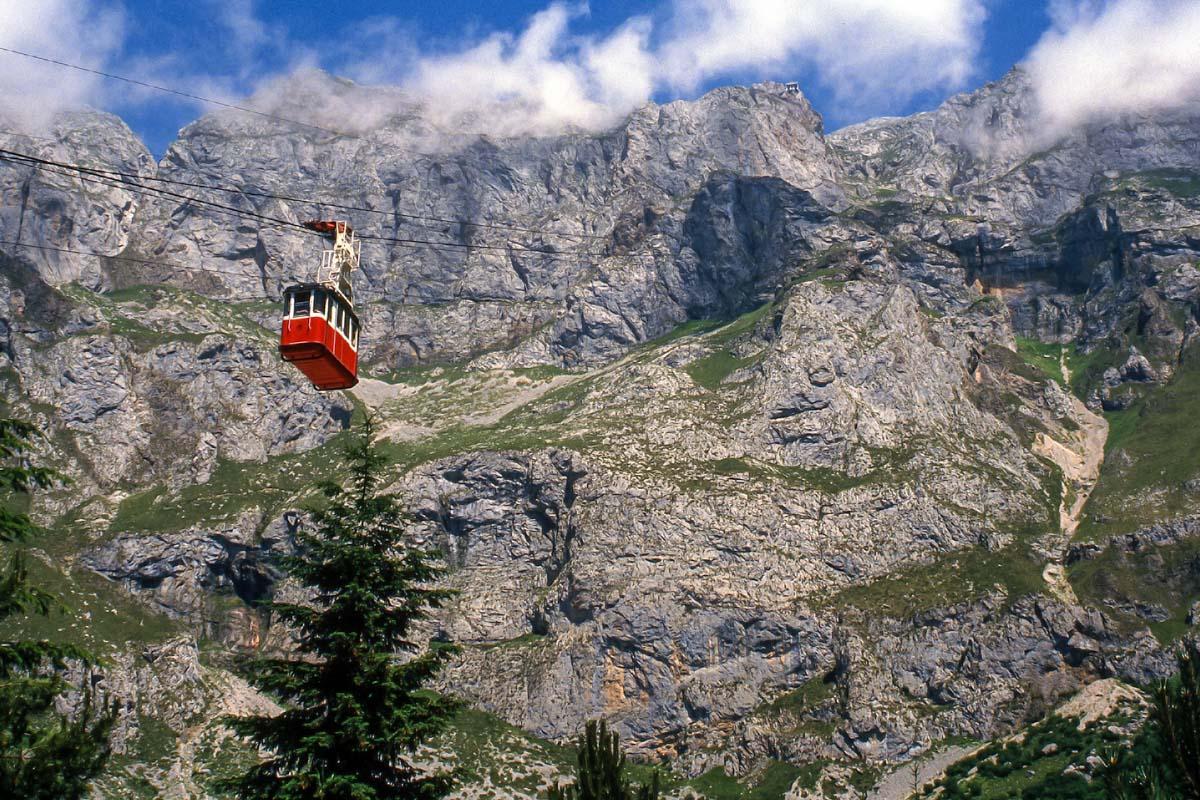 Teleférico Fuente Dé, Picos de Europa, Cantabria