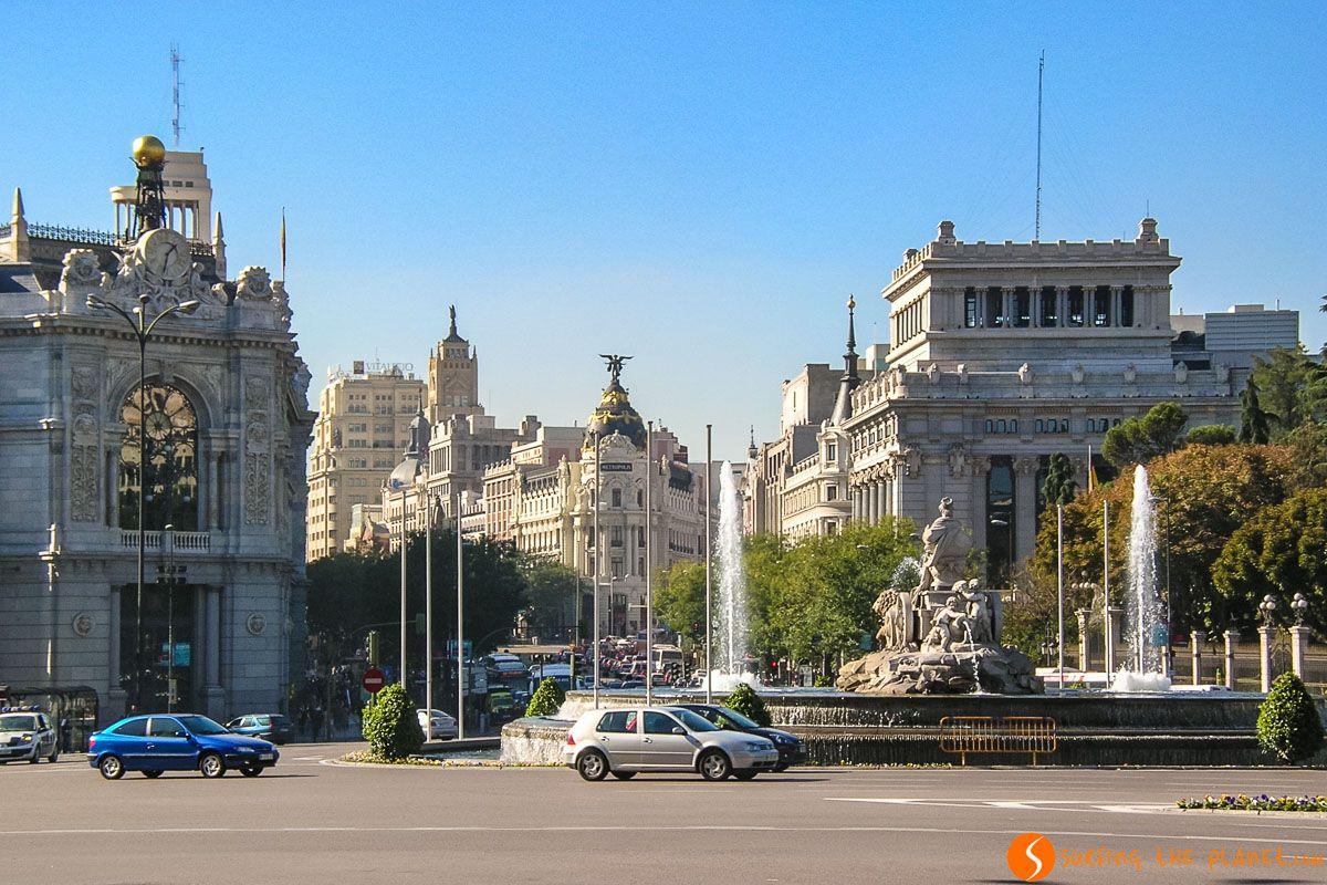 Fuente de Cibeles, Madrid, España | Los 20 mejores free tours de Madrid