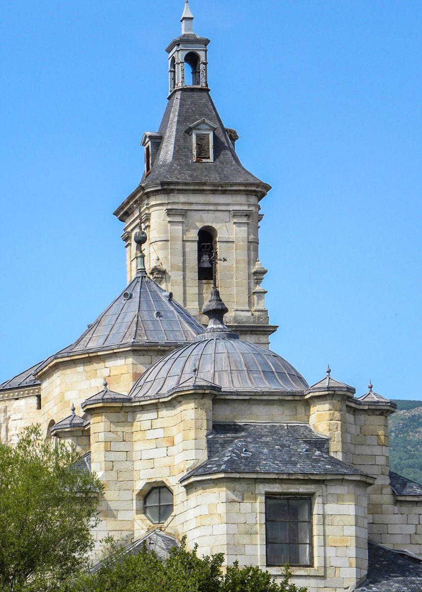 Monasterio de Santa María de El Paular, Rascafría, Comunidad de Madrid   Qué ver cerca de Madrid
