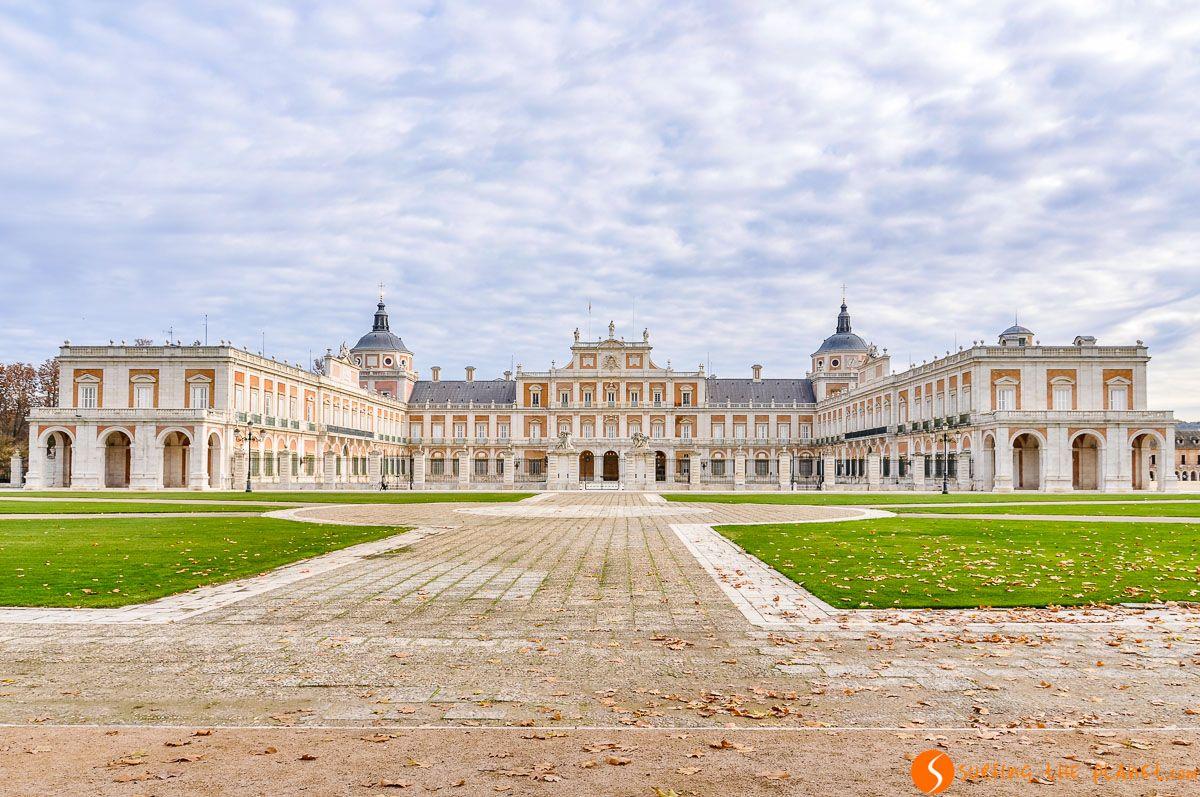 Palacio Real, Aranjuez, Comunidad de Madrid